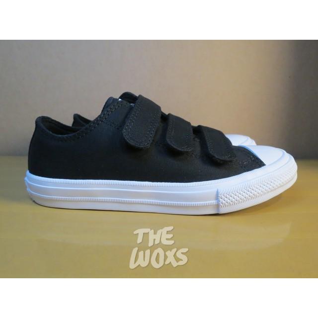 Sepatu Anak Tanpa Tali Original Converse Ctas Ii 3v Ox Size Ukuran