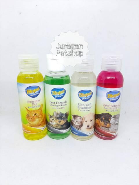 Shampo kucing/anjing BIOPET 100ML| SHAMPO BIOPET 100ML-5