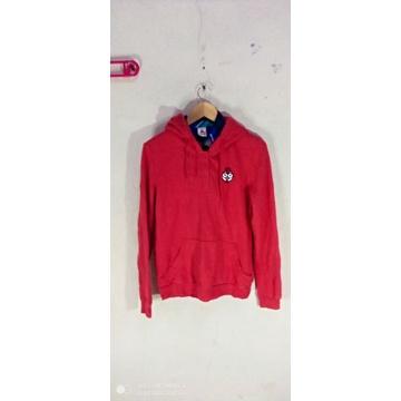 jaket sweater Hoodie bekas Le coq Sportif Second import original