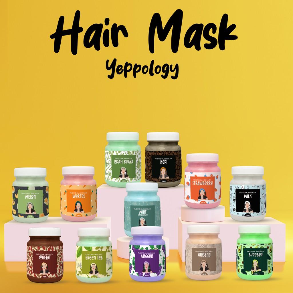 Hair Mask Yeppology