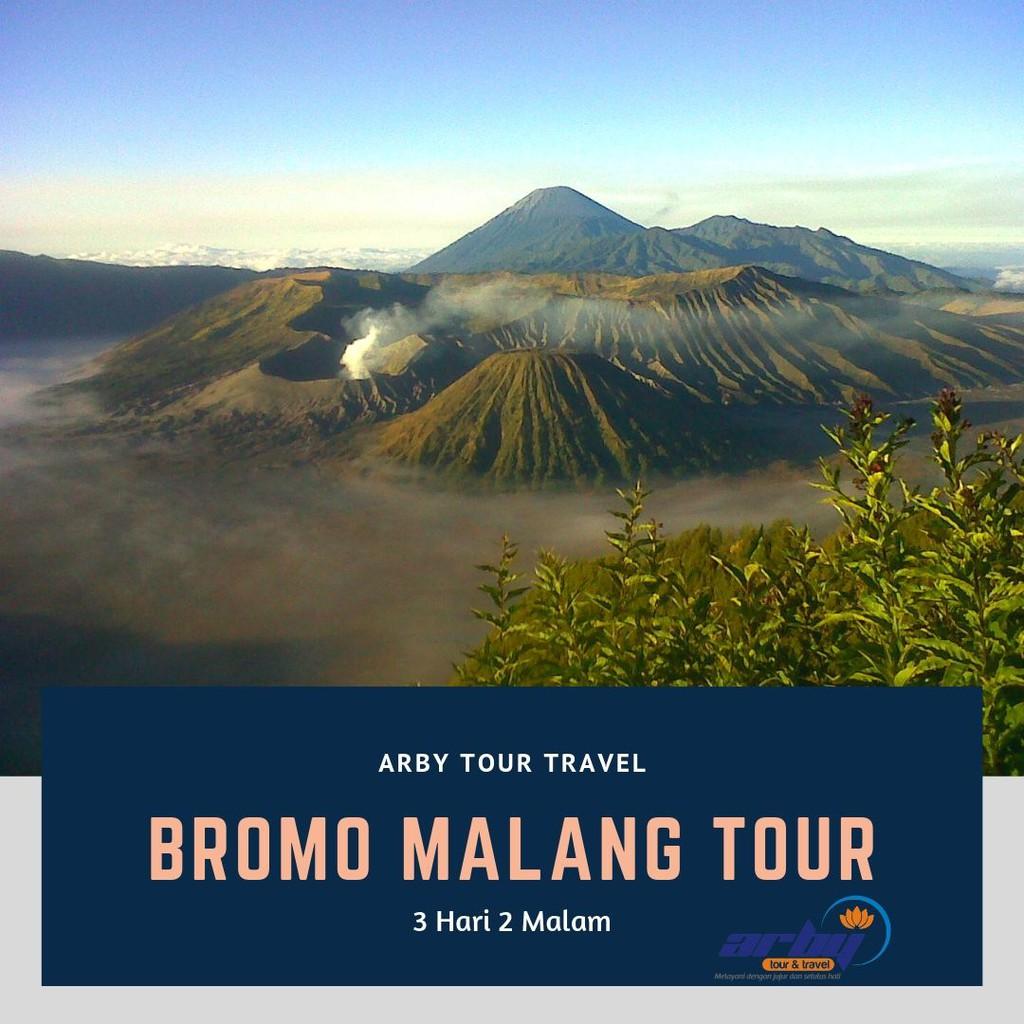 Paket Wisata Bromo Malang 7D7N