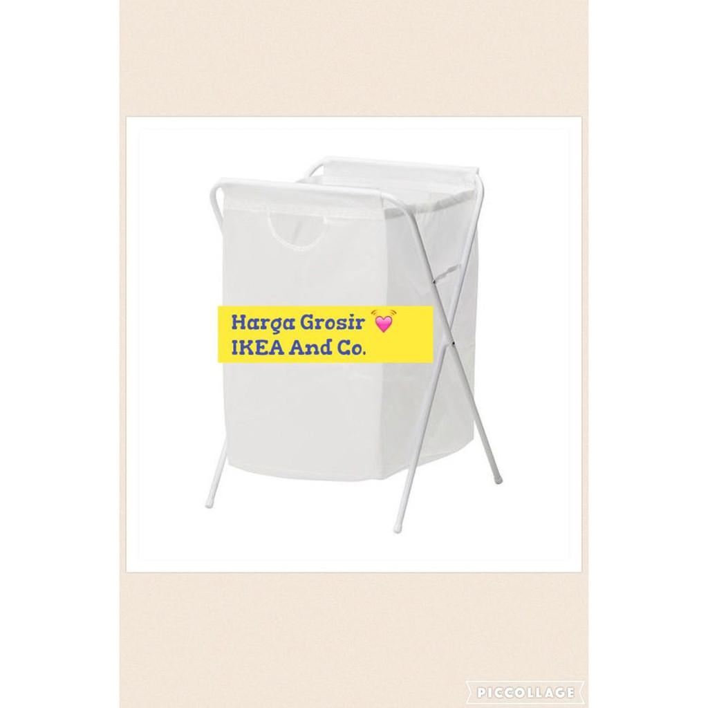 734b3a772599 Laundry 1.Ikea Jall Harga Grosir, Laundry Bag, Tempat Cucian, Pakaian Kotor  Murah   Shopee Indonesia