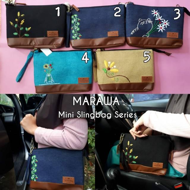 MARAWA Mini Sling Bag 2  211cadcd94
