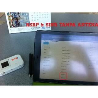 Antena Indoor Portable MIMO X3 Bolt 4G Slim Max Huawei E5372 Slim2 Max2 Huawei E5577 Smartfren