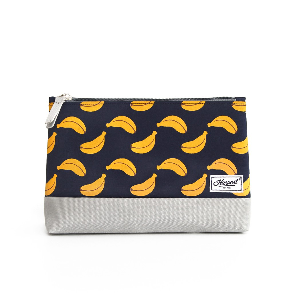 Tempat Penyimpanan Harvest Daftar Harga Tcash Lebaran Miniso Headphones Pouch Tas Kosmetik Pop Art Banana