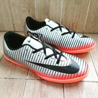 818c1cbc854 (BONUS TAS) Sepatu Futsal Nike Mercurial CR7 GRADE ORI
