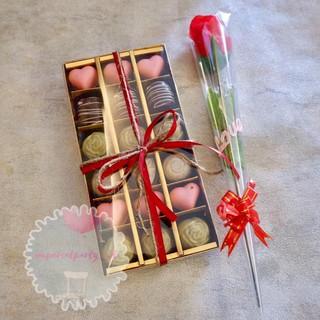 Letter Box Kado Coklat Valentine Days Coklat Unik L Shopee Indonesia