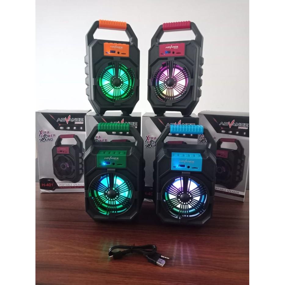 Advance T101bt Speaker Bluetooth T 101bt Shopee Indonesia