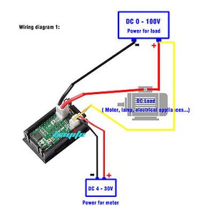Ampere Meter Wiring Diagram from cf.shopee.co.id