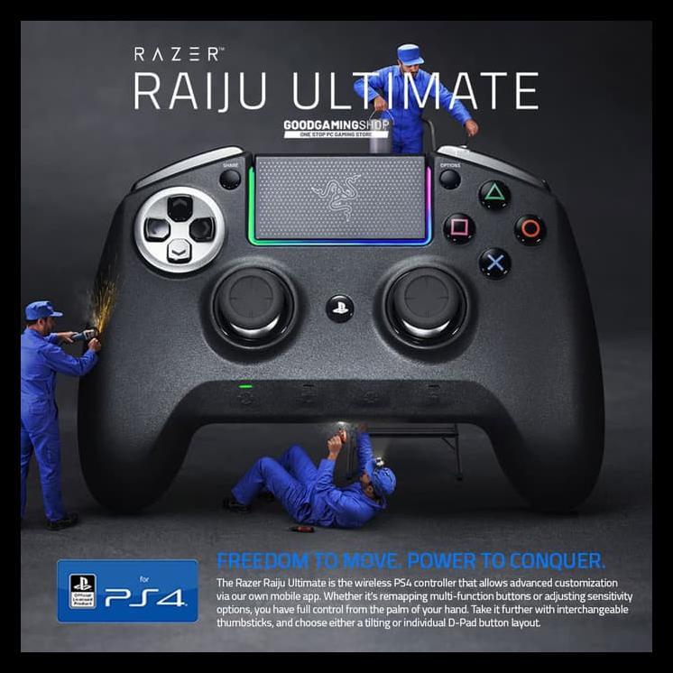 Razer Raiju Ultimate Gaming Controller Terjamin Shopee Indonesia Assault of the pacific rim. shopee