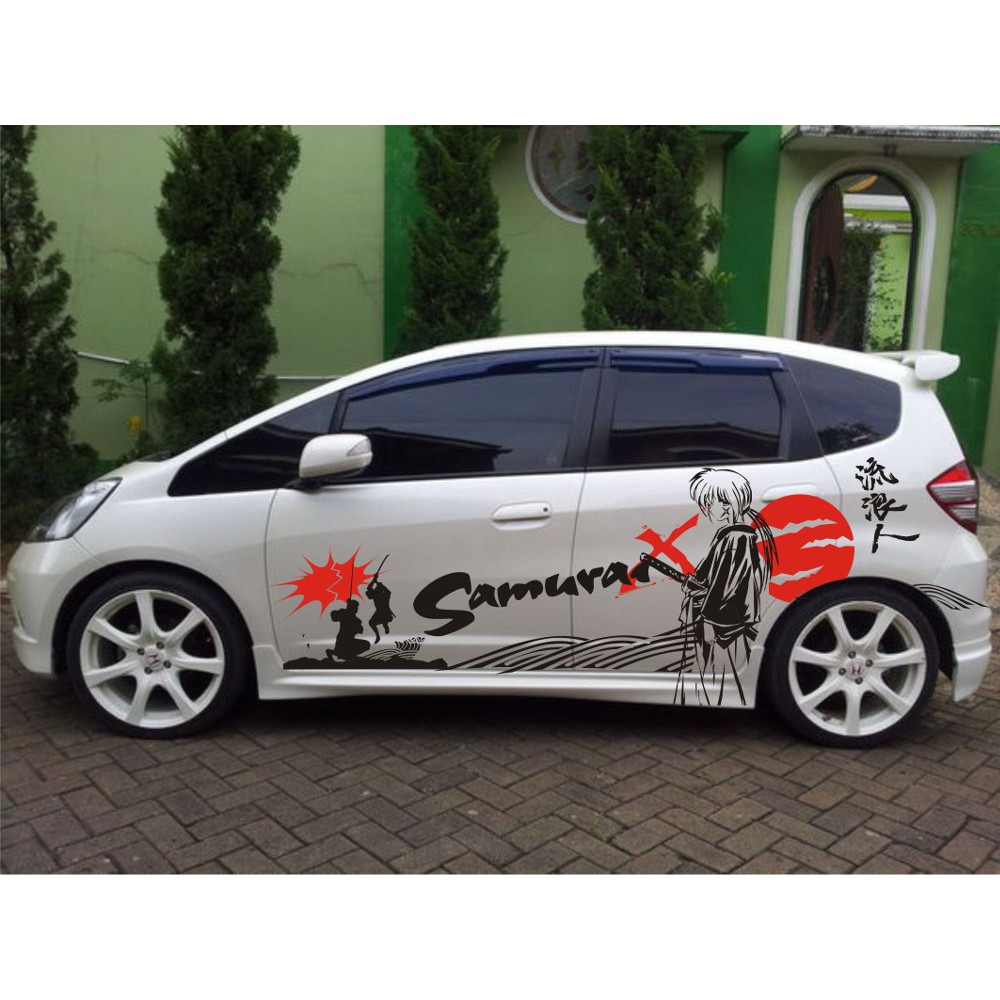 Cutting Sticker Mobil Samurai X Terlaris Shopee Indonesia