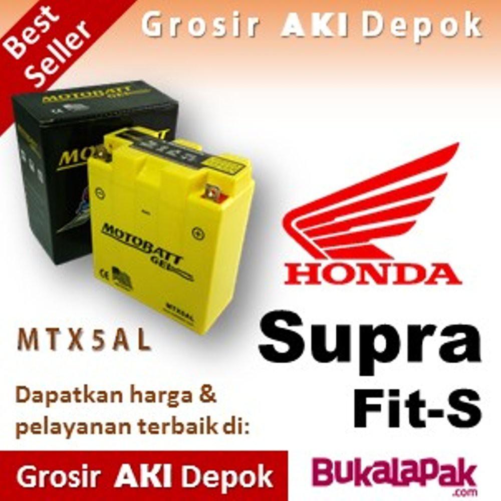 Aki Honda Beat Fi Cw Motobatt Mtz5s Kering Motor U Gs Yuasa Bagus Accu Untuk Supra Satria F Vario Shopee Indonesia