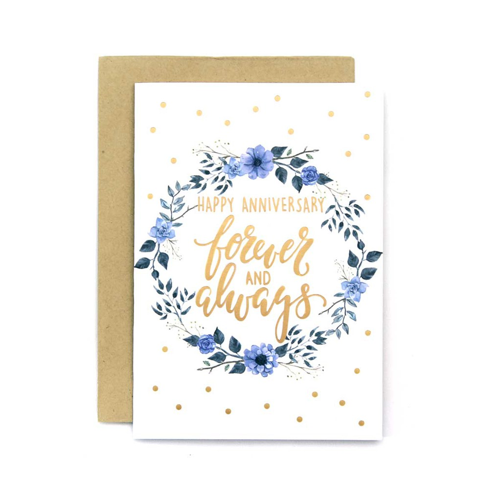Kartu Ucapan Wedding / Pernikahan Dreamy Wedding Forever ...