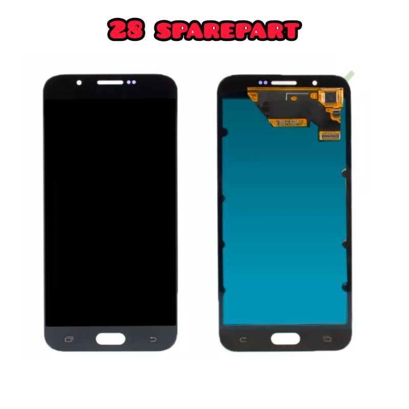 LCD FULSET SAMSUNG A8 2015 / A800 ORIGINAL OLED COMPLETE