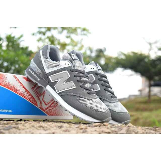 Sepatu New Balance 574 Man size 39-44 Grade Ori Made in Vietnam Include Box   07624ea4a7