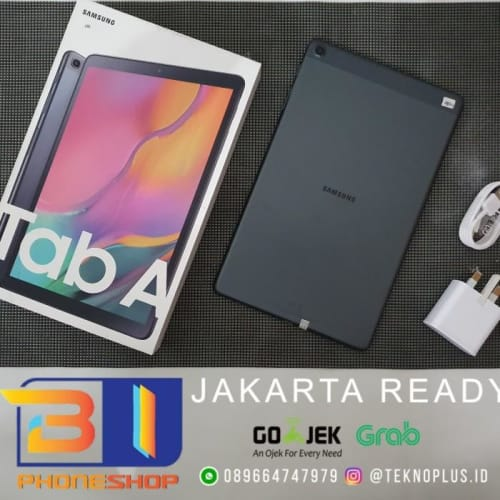 [Second/Bekas] Samsung tab A 10.1inc 2019 fullset ori - WiFi Only Tablet / Tab