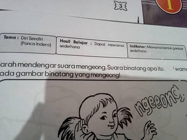 Majalah Buku Anak Paud Tk Ra Shopee Indonesia
