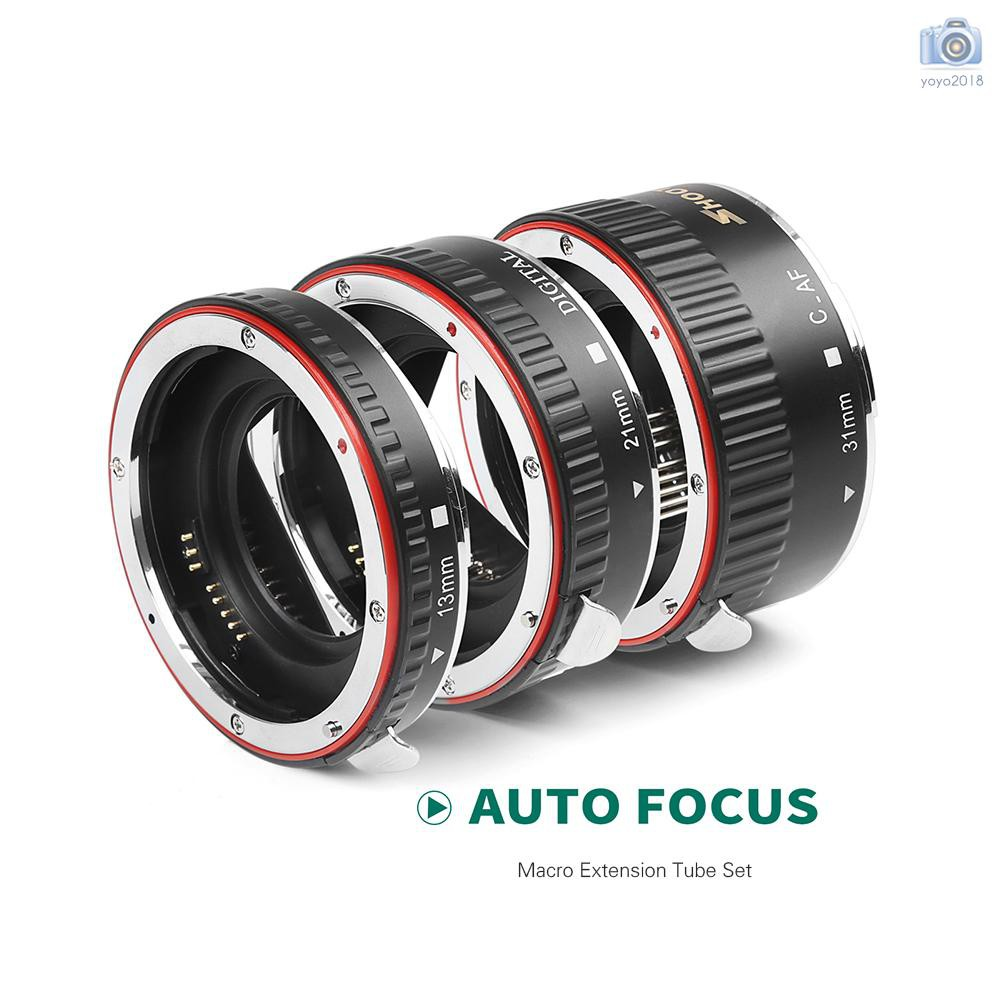 13mm +21mm +31mm for Canon EOS EF EF-S Mount Lens and Canon 60D 7D ...