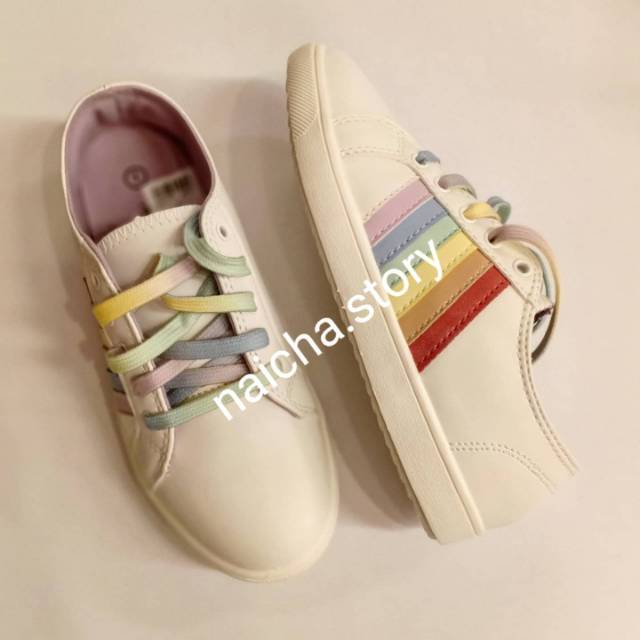 Sneaker American Eagle Kids Rainbow By Payless Shopee Indonesia