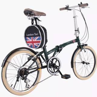 Harga london taxi folding bike Terbaik - April 2020