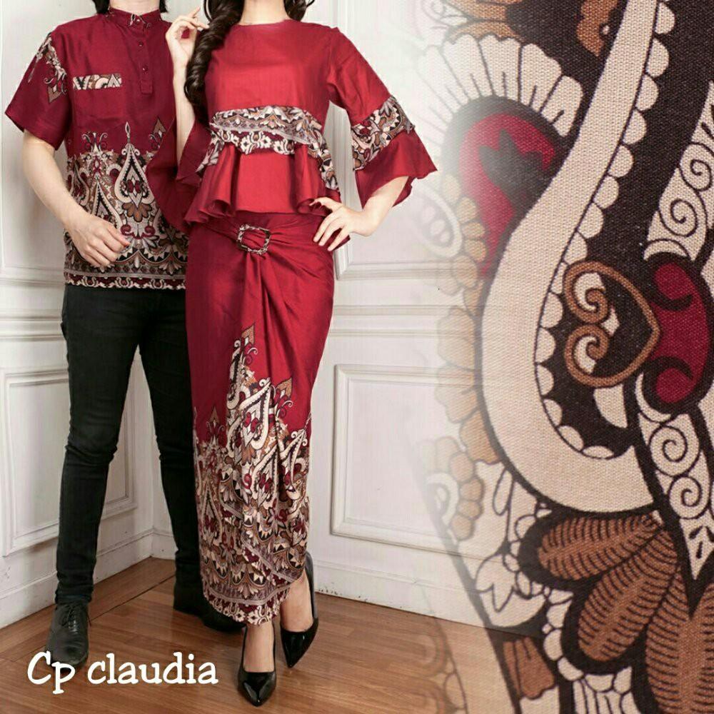 atasan+batik+batik+couple+fashion+muslim+blouse - Temukan Harga dan Penawaran Online Terbaik - Februari 2019 | Shopee Indonesia