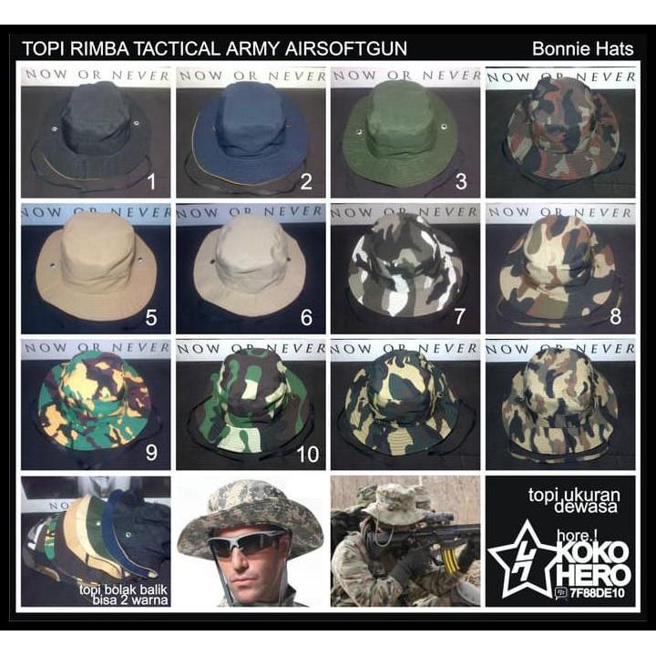 topi rimba - Temukan Harga dan Penawaran Topi Online Terbaik - Aksesoris  Fashion Maret 2019  5f06a04ae2