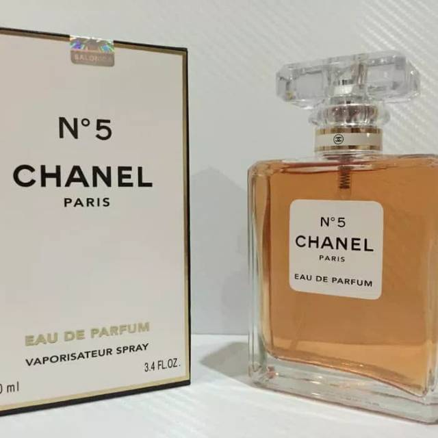 Promo Parfum Chanel No5 Import