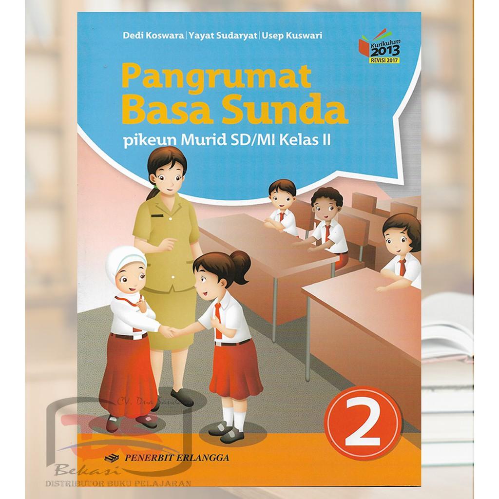 Pangrumat Basa Sunda Kelas 2 Sd Shopee Indonesia