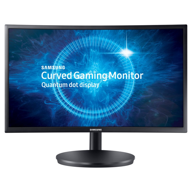 Samsung Curved LED Gaming Monitor 23.5 Inch [LC24FG70FQEXXD] | Shopee Indonesia