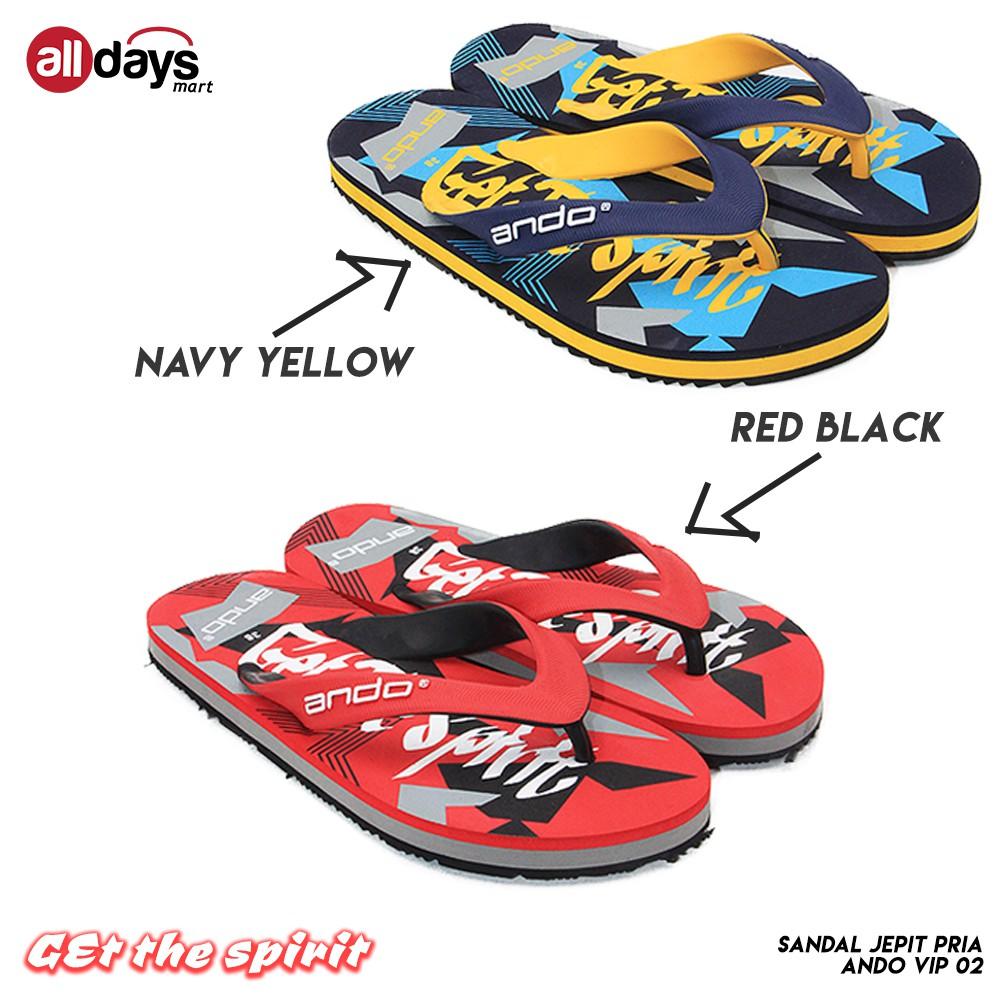 Faster Sandal Gunung Pria Cartenz 02 Size 39 43 Shopee Indonesia Regina Footwear Jepit 1608 07a Grey