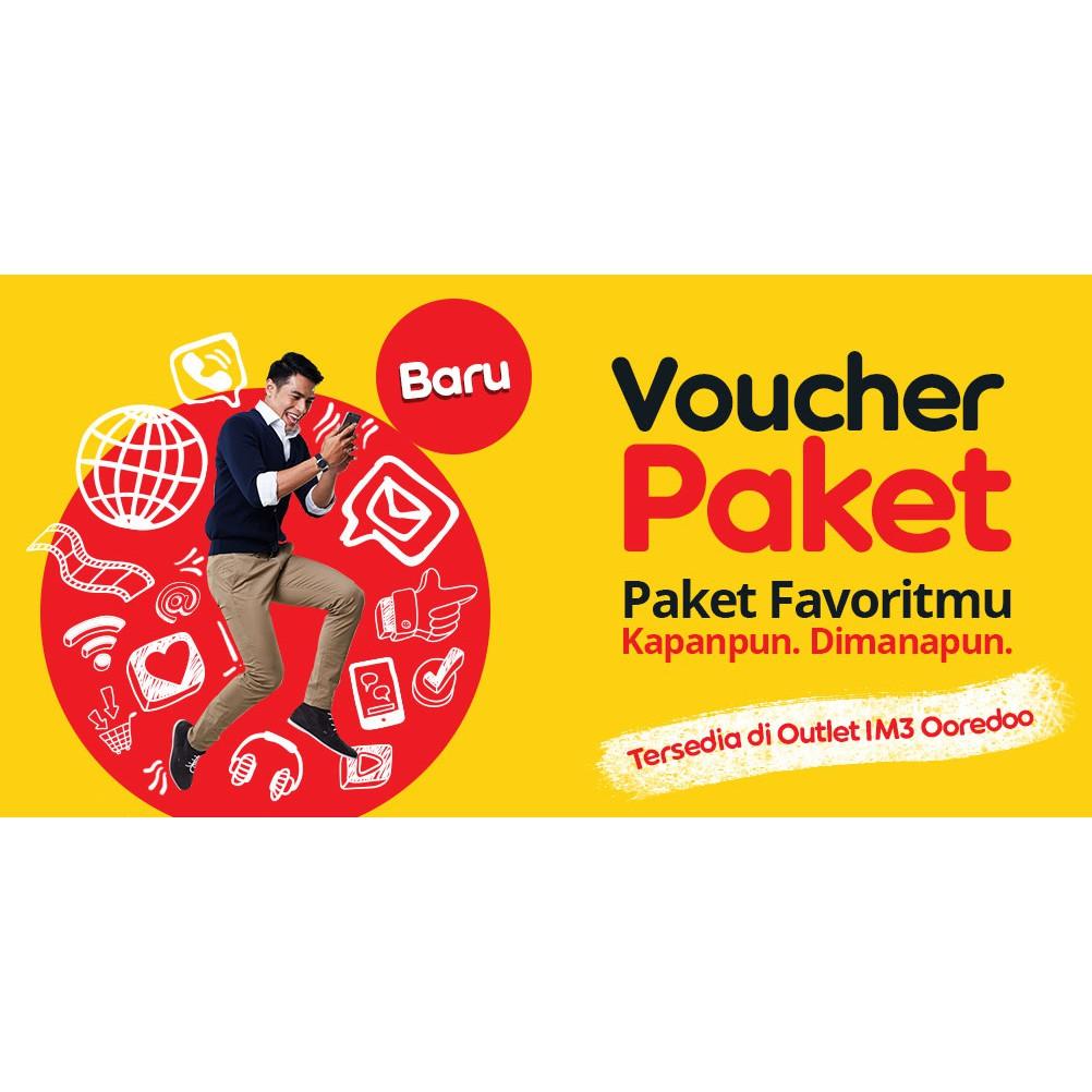 Promo Paket Data Kuota Indosat Internet 28 Gb 4gb 4 Aplikasi Voucher 1gb Mini 20 Midnight Shopee Indonesia