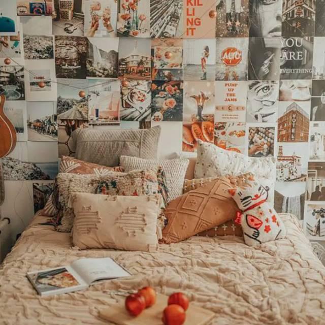 wallpaper tembok aesthetic