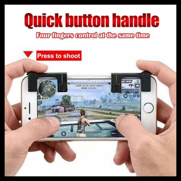Best Seller PUBG L1R1 FIRE BUTTON PUBG ROS SHARP SHOOTER Premium | Shopee Indonesia