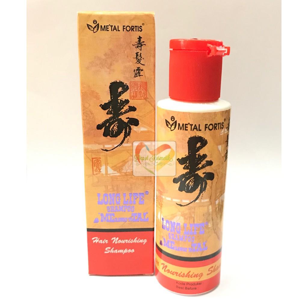 Shampoo Metal Fortis Shampo Metal Fortis Bpom 100ml Shopee Indonesia