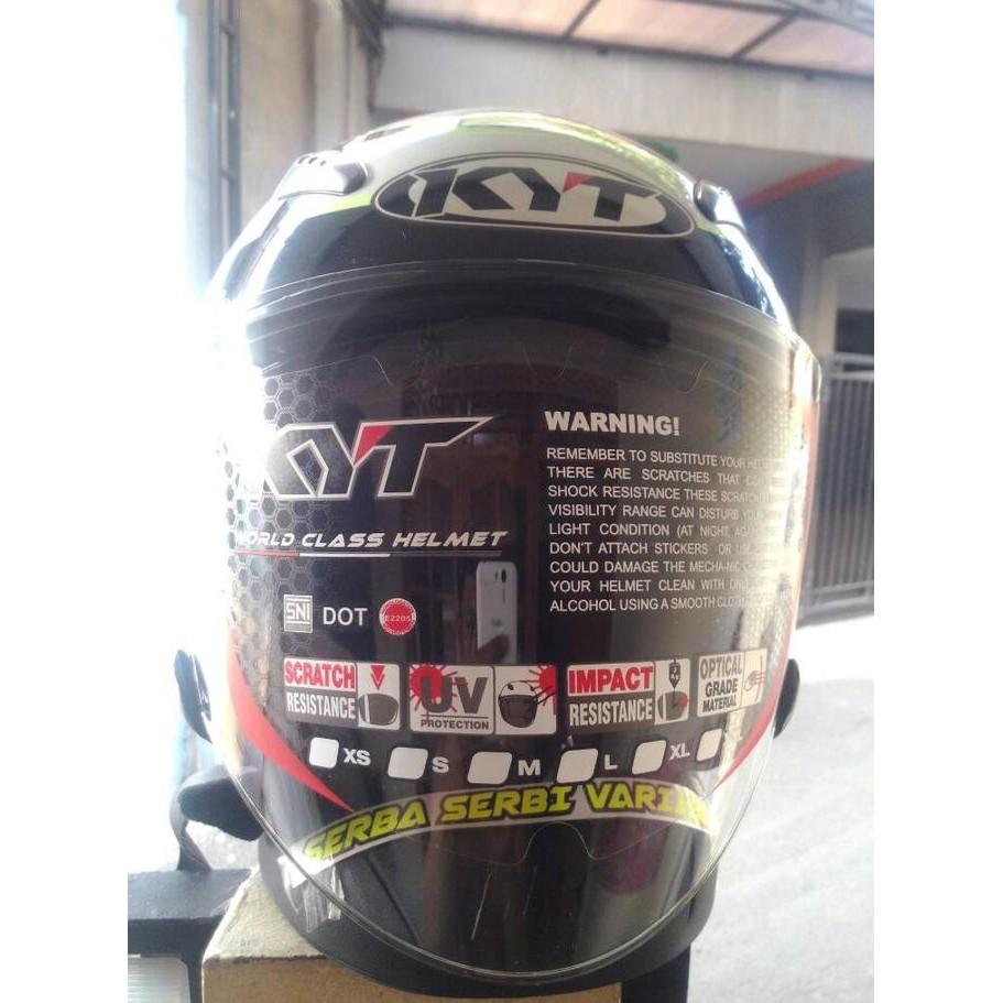 Kaca Helm Kyt Galaxy Dj Maru Ink Centro Original Shopee Indonesia Djmaru Warna Bening Merk Clean