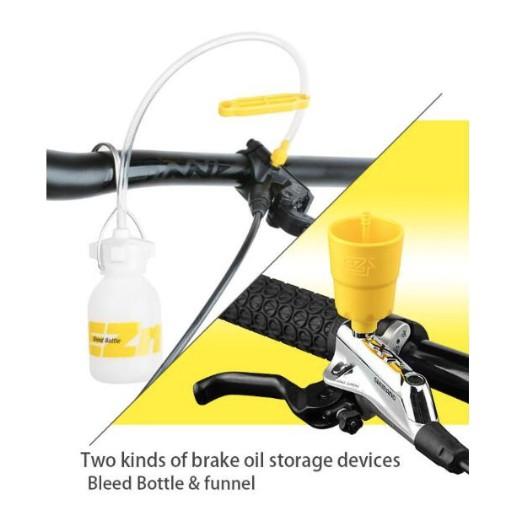 Bicycle Hydraulic Brake Bleed Tool Master Kit for Shimano Formula AVID HAYES