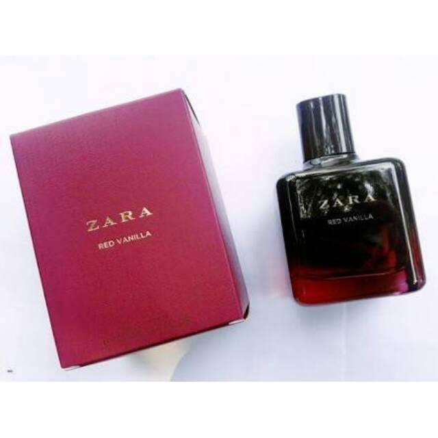 100 Vanilla Zara ReadyParfum Ml Edt Red dxrCeoB