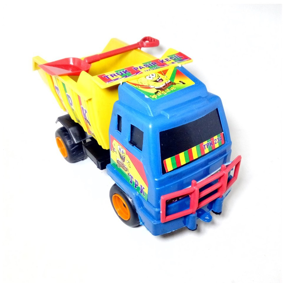 Truck Truk Pasir Mainan Anak Mobil Mobilan
