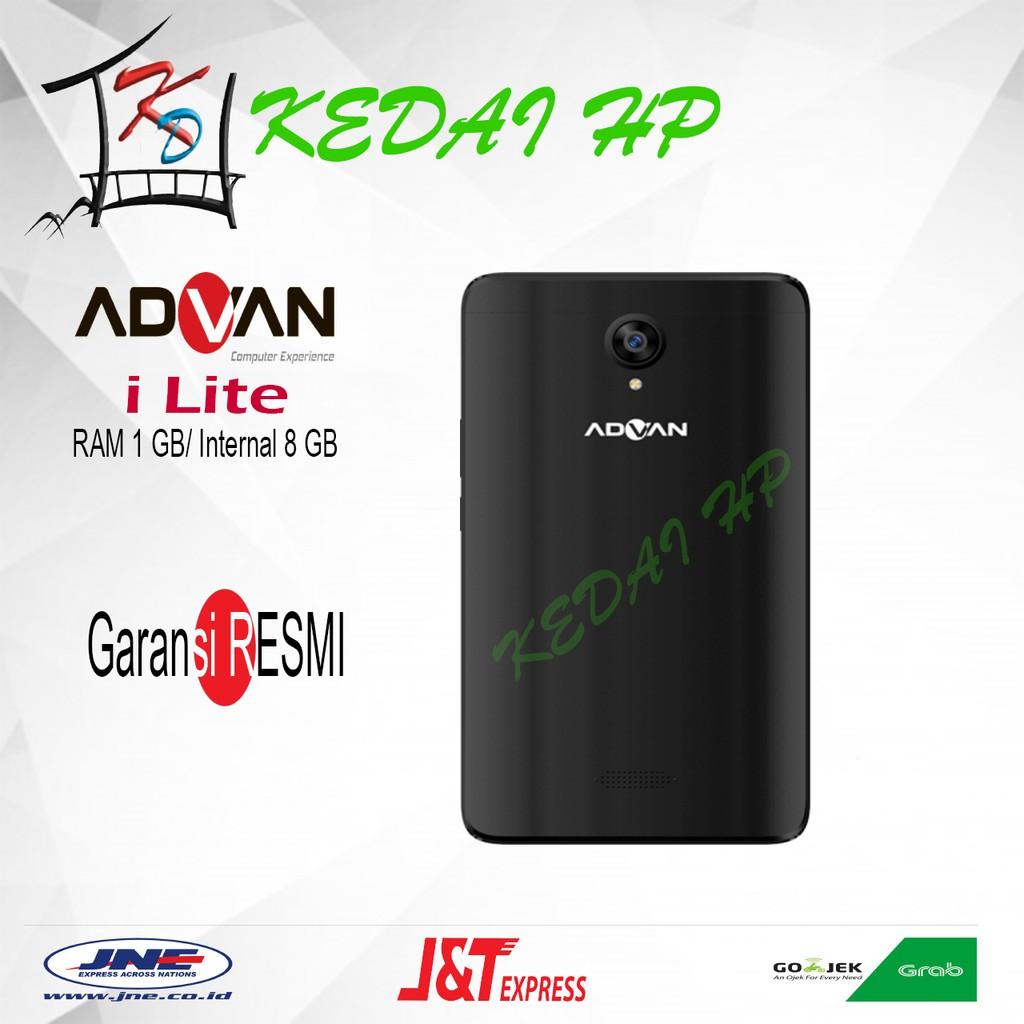 Tab Advan E1c Nxt New Dual Speaker Garansi Resmi Ram 1gb Rom 8gb Fitur Vandroid I7a