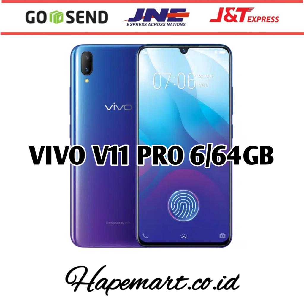 Vivo V9 Pro 6 64gb Garansi Resmi Shopee Indonesia V5 Plus 64 Gb Edition 1 Tahun