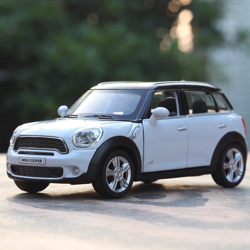 BMW Mini Cooper >> Bmw Mini Cooper Diecast Miniatur Mobil Mobilan Mainan Kendaraan Kado Anak