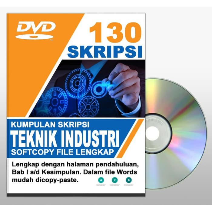 Contoh Skripsi Teknik Industri File Ms Words Shopee Indonesia