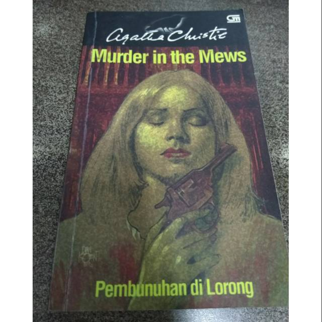 Murder In The Mews - Pembunuhan di Lorong by Agatha Christie | Shopee Indonesia