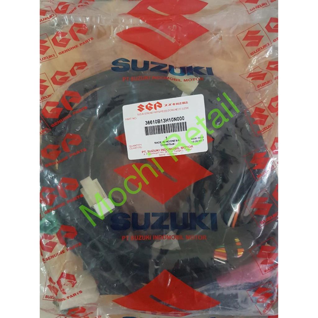 Kabel Body Suzuki Satria 2tak 6 Speed Sgp Shopee Indonesia Gas Hiu Lumba Ori