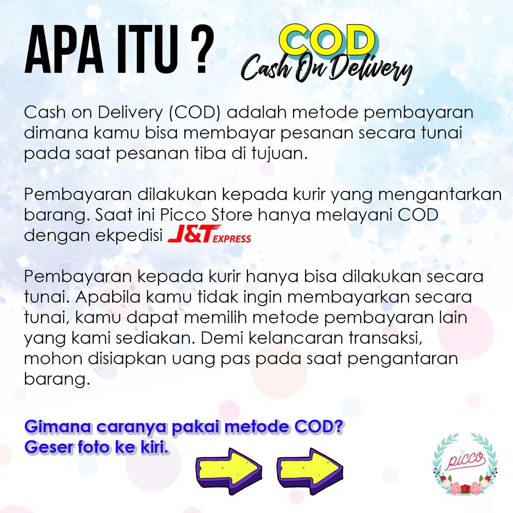 Cara Order Bayar Di Tempat Cod Cash On Delivery Shopee Indonesia Apa yang dimaksud dengan cod