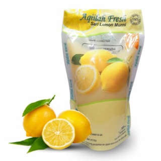 Aqiilah Fresh Sari Lemon (500 ml)