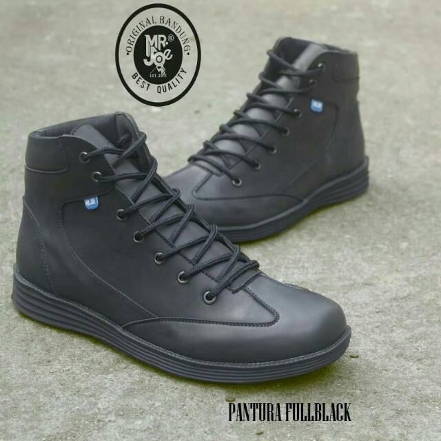 THE ORIGINAL DOCTOR BECCO - sepatu boots boot pria kulit asli kasual kerja  pdh dinas brodo formal  1bcccdd463