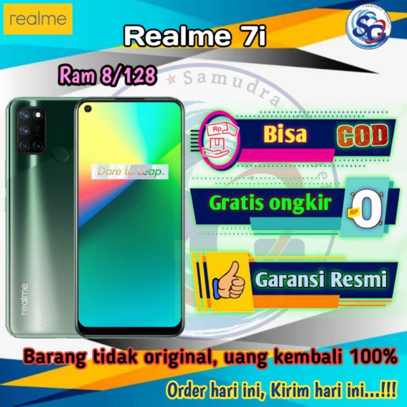 Realme 7i 8/128 Garansi Resmi 1 Tahun