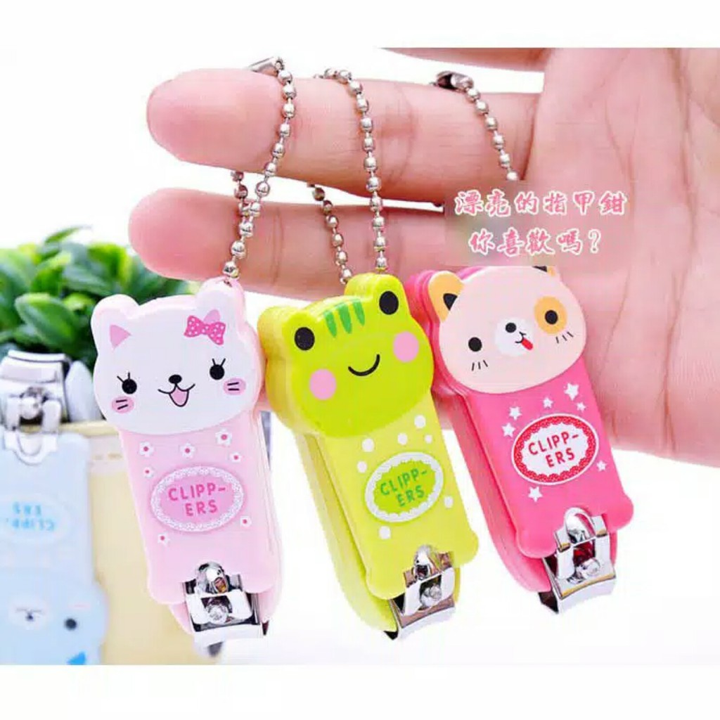 Usupso Cool Ma Mini Round Nail Clippers Alat Pedicure Manicure Professional Beautt Menicure Kit Shopee Indonesia