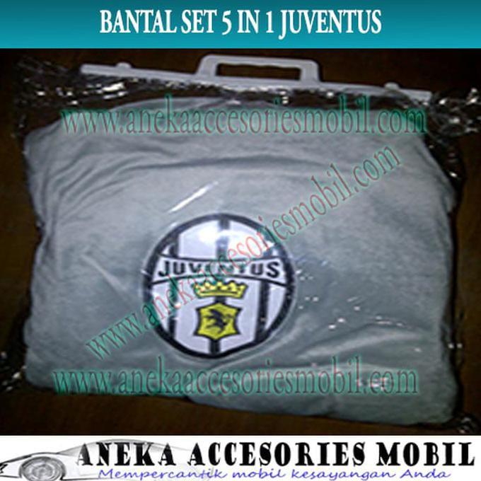 Bantal Jok Mobil 5in1 Juventus / Sarung Jok Mobil Juventus 5in1 / Sarung Model Rompi Juve Logo Baru   Shopee Indonesia